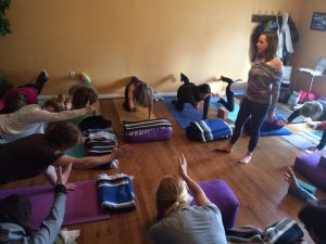 Yoga for Brain Health & Longevity @ Clarksburg Yoga and Wellness