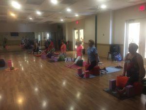 Senior Yoga at Ben Gaither Senior Center @ Ben Gaither Senior Center